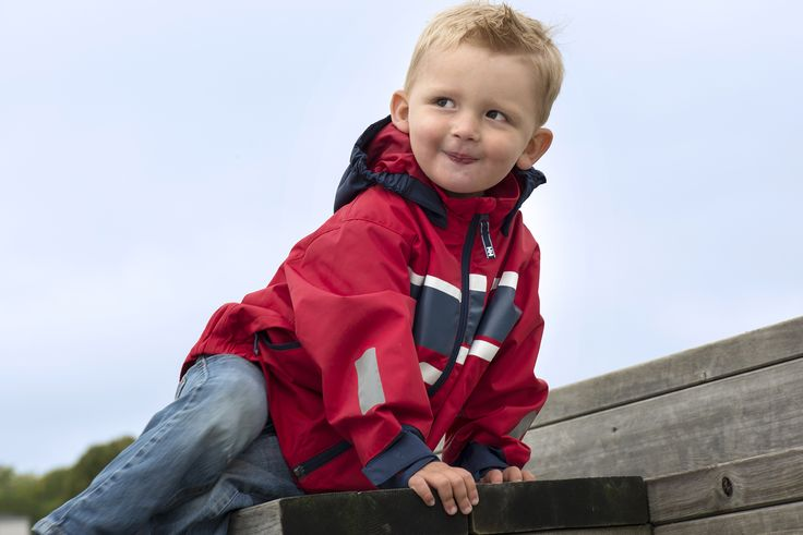Kids will be rough on their clothes.  Helly Hansen is kid tough!  Photo by Berit Bergestig