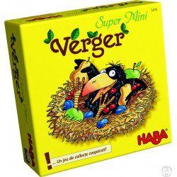 Le verger - Mini jeu Haba