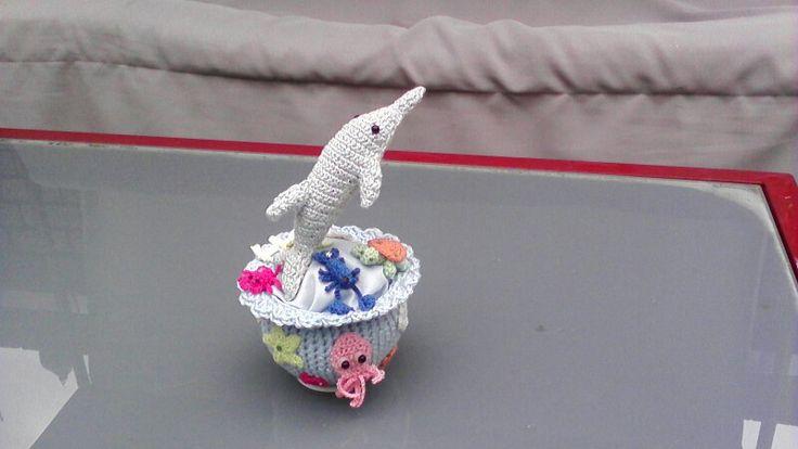 Gemaakt voor dolfijnverzamelaarster