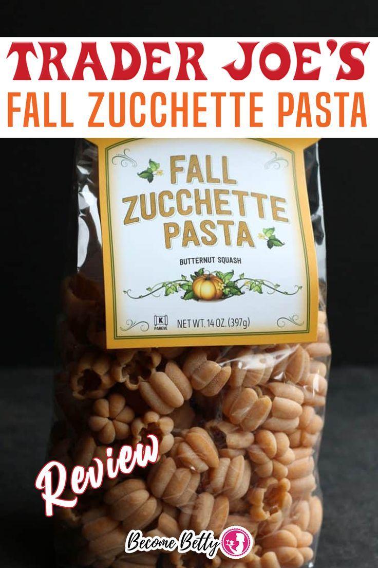 Trader Joe S Fall Zucchette Pasta In 2020 Dinner Recipes Easy Family Trader Joes Vegetarian Trader Joes
