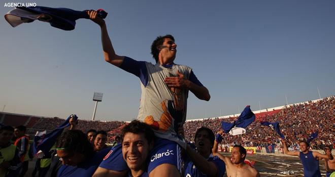 Hoy se despide un GRANDE: Diego Rivarola gracias por todas las alegrías que le entregaste a la familia azul!!! #GraciasD7ego