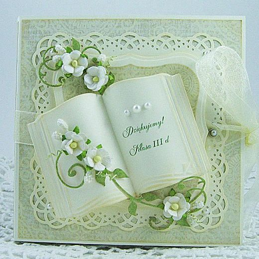 Marianne Design Creatables Die - Open Book LR0253