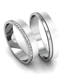 Обручальное кольцо модель 901 .