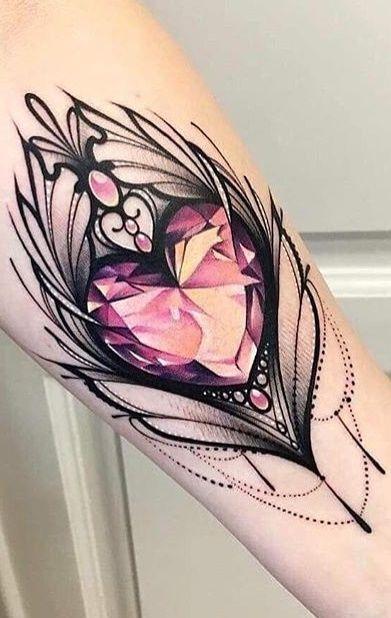 35 Fotos von weiblichen Tattoos auf ihren Armen #fotos #tattoos #female … #Tattoos