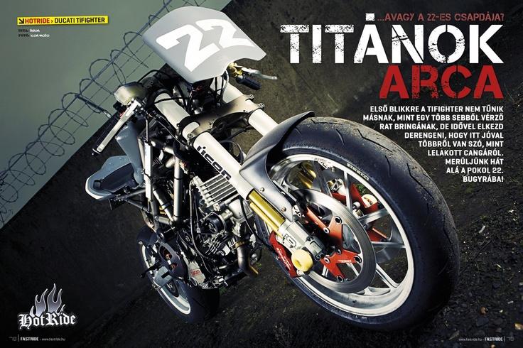Icon Moto Ducati