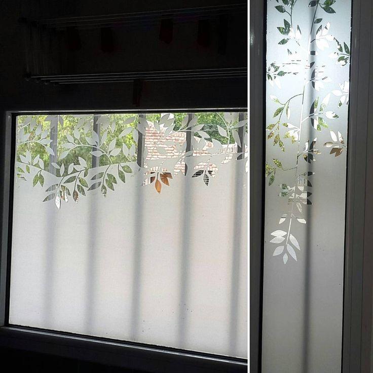 Best 25 vinilos ventanas ideas on pinterest vinilos - Papel para cristales ...