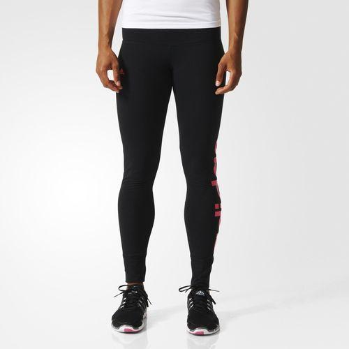 Sport Essentials Logo Legging - zwart