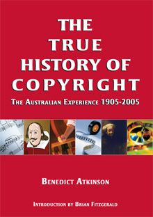 This book brings to life the fascinating hidden interplay of personalities and events that made modern copyright law. Illuminating the history of Australian legislation (and complementary developments in the United Kingdom and elsewhere) it supplies surprising answers to previously unanswered questions.