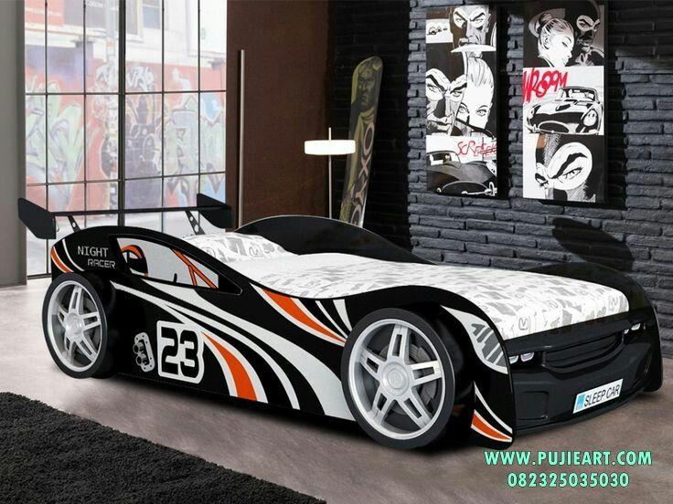 Ranjang Anak Mobil Mobilan Tempat Tidur Anak Mobil Mobilan Tempat Tidur Anak Tempat Tidur Dekorasi Kamar Tidur Anak Laki Laki