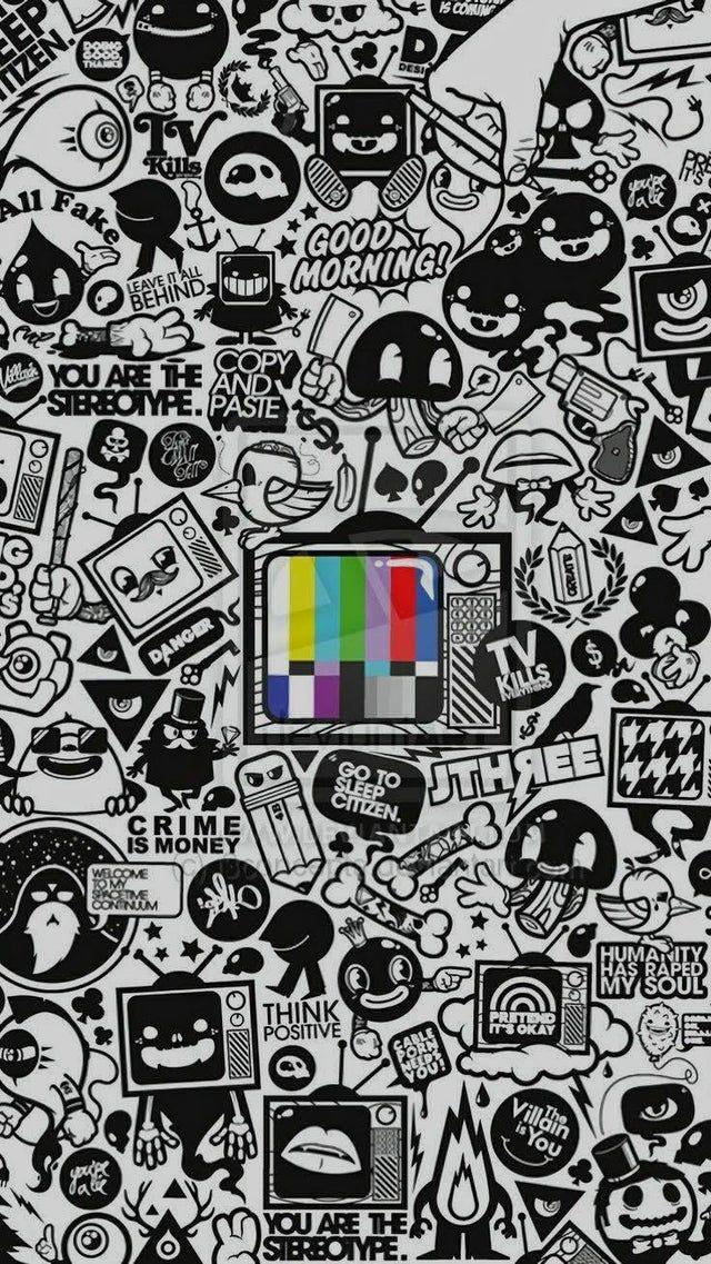 Here S A Random One Iwallpaper Graffiti Wallpaper Iphone Graffiti Wallpaper Art Wallpaper Iphone Cartoon art wallpaper hd
