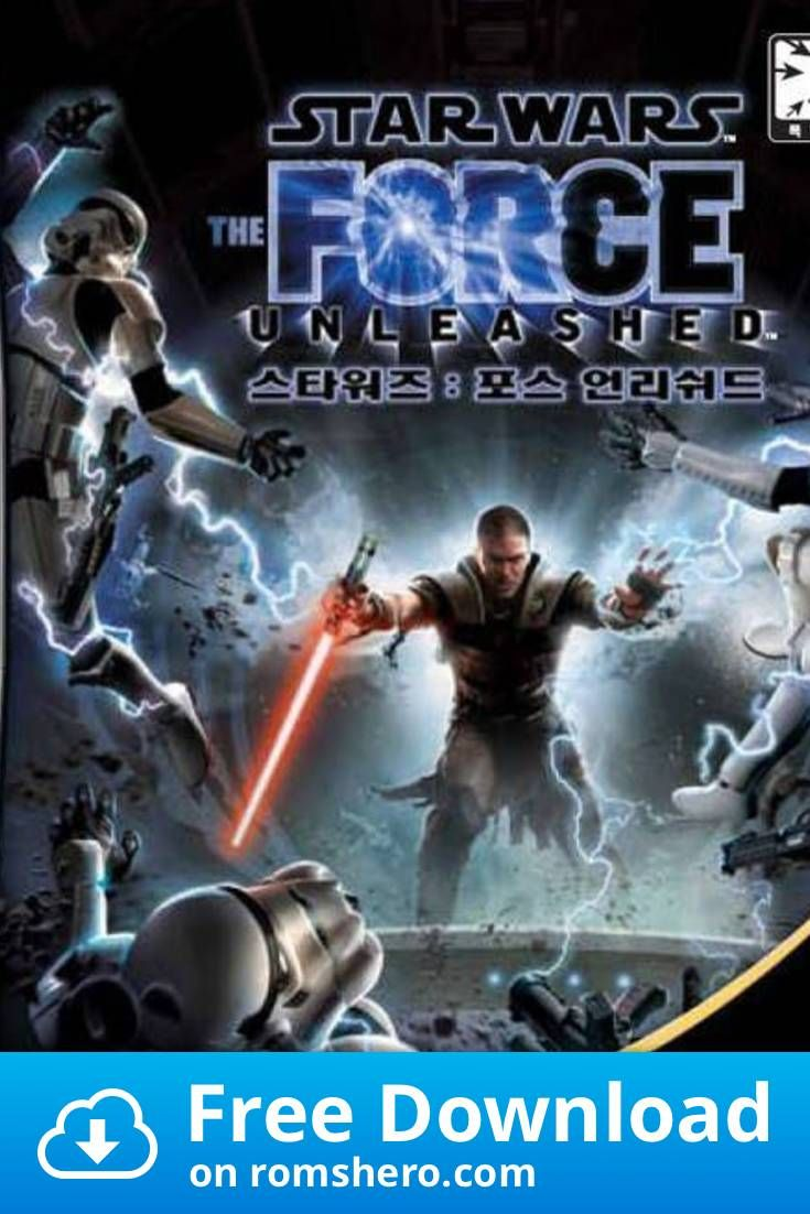 Download Star Wars The Force Unleashed Coolpoint Nintendo Ds Nds Rom The Force Unleashed Nintendo Ds Star Wars