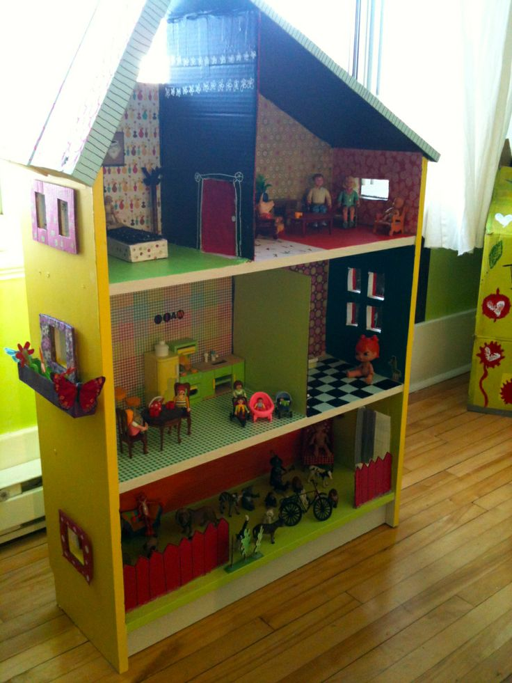 Dollhouse ikea hack ikea dollhouse pinterest kids for Tutorial ikea home planner