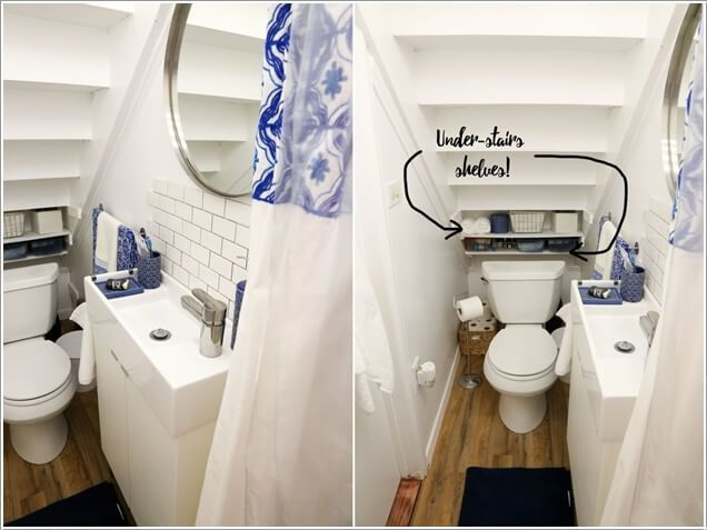 10 Features To Add To An Under Stairs Bathroom Bathroom Under Stairs Add A Bathroom Small Bathroom