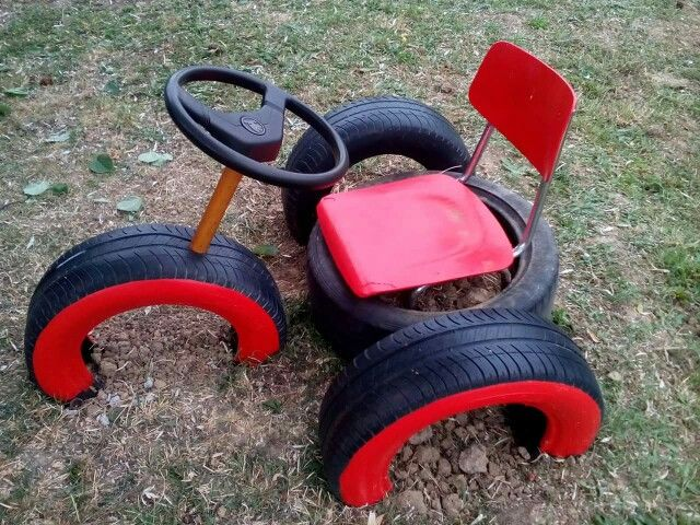 The 25 best tractors ideas on pinterest tractor john for Tractor tire recycling