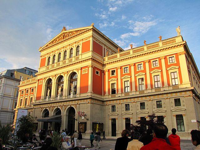 vienna synphony hall | Musik-Verein, Vienna Concert Hall, Vienna, Austria | Flickr - Photo ...