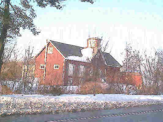 Bucksviews Blog - A blog for Bucks County Pennsylvania: Southampton Freight Station