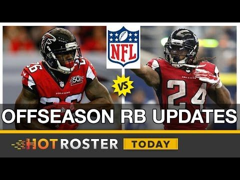 2017 Fantasy Football: Offseason RB Updates | HotRoster Today