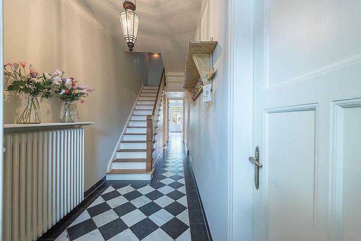 belgian blue stone (double sink) marble floors oak point parquet floors velux windows farrow & ball paint la canche six burner stove with oven