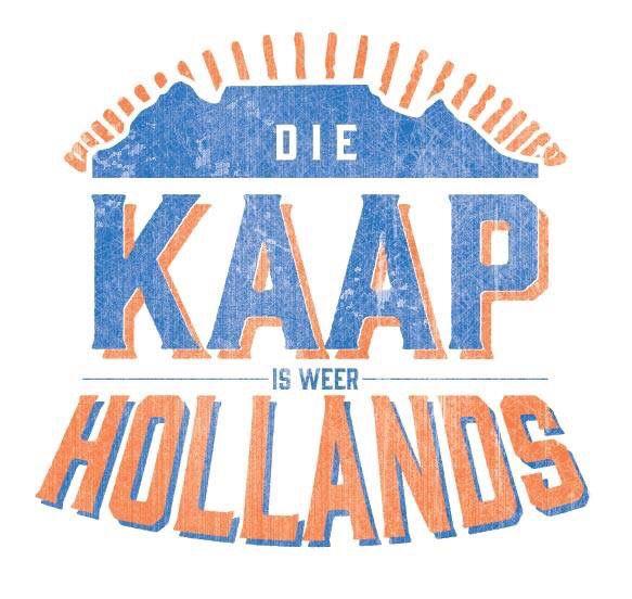 DIe Kaap is weer Hollans: 'n Uitdrukking wat beteken alles is nou weer reg.