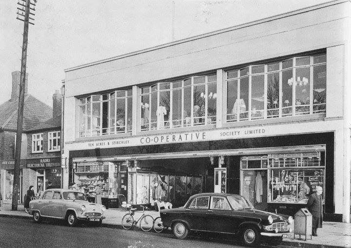 Broadmarsh Nottingham Shoe Shops