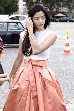 Out Vibes - Dior Pre-Fall 2013 Jun Ji-hyun - 전지현 - 全智賢 - South Korean actress