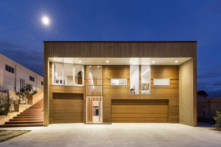 An eco-friendly house - designed by Brendon Gordon from Brendon Gordon Architecture #house #ADNZ #architecture