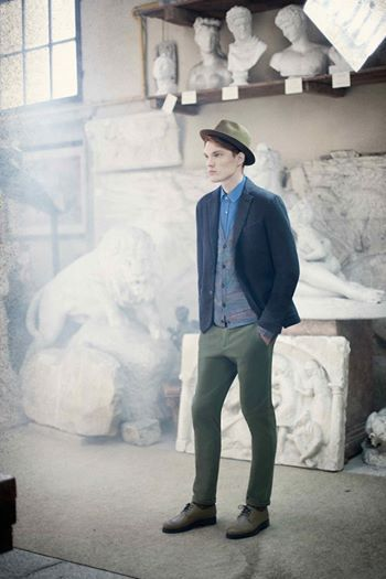 L'uomo secondo #Myths. Fall Winter Collection