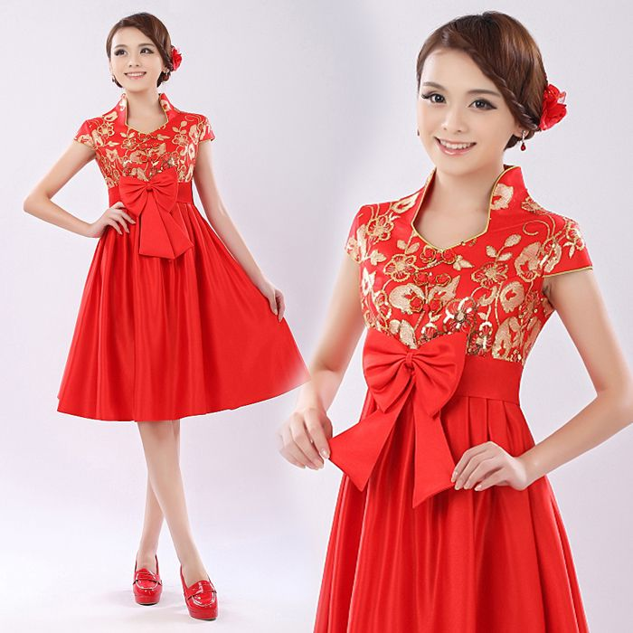 722594ede fashionista now red dress inspiration for chinese new year 2013 ...