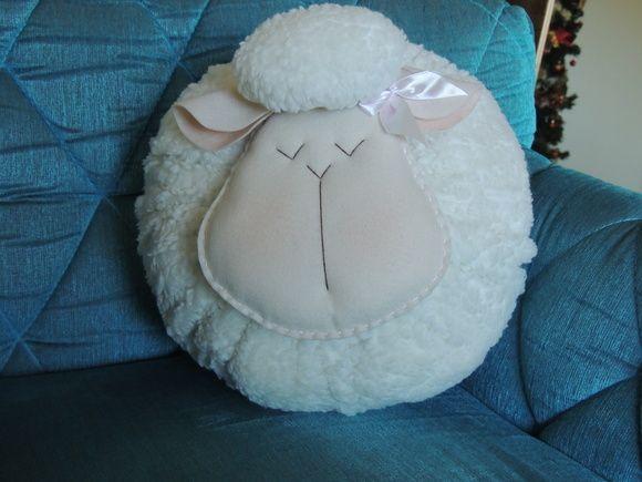 Almofada decorativa - Ovelha/Carneirinho