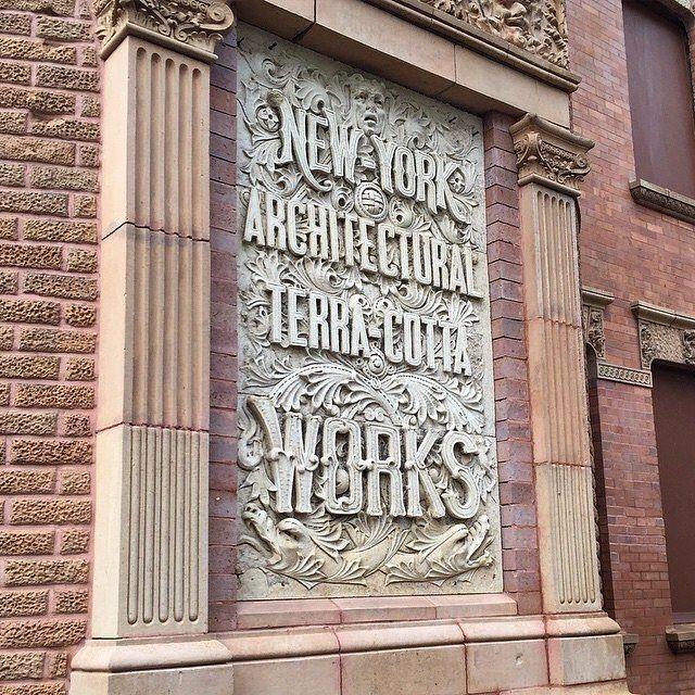 New York Architectural Terra-Cotta Works