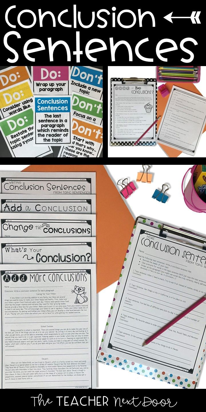 239 best Teaching Paragraph Writing images on Pinterest | Blog ...