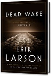 If you've loved Erik Larson's other tales of historical events, you're sure to fall in love with Dead Wake: The Last Crossing of the Lusitania. The ship was torpedoed and sunk by a German U-Boat in 1915, causing the deaths of nearly 1,200 people. Larson's attention to detail is as keen as ever. #mustread #nonfiction #2015