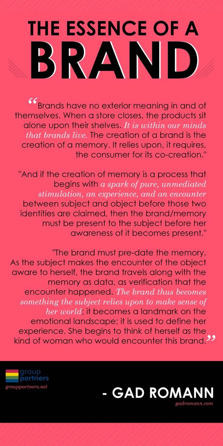 Defining Brand Essence, as it relates to strategy #Infograph #marketing #branding