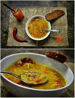 Чечевичный суп Джейми Оливера - Andy Chef - блог со вкусом и интернет-магазин