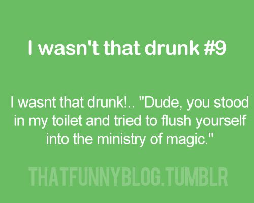I wasn't THAT drunk...: Make Me Laughing, Harry Potter Nerd, Magic, Best Friends, Harry Potter Funny, Harry Potter Lol, Too Funny, Harry Potter Humor, So Funny