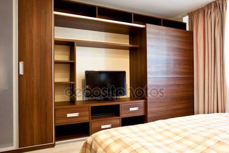 Letöltés - Kényelmes hálószoba — Stock Kép #1289358