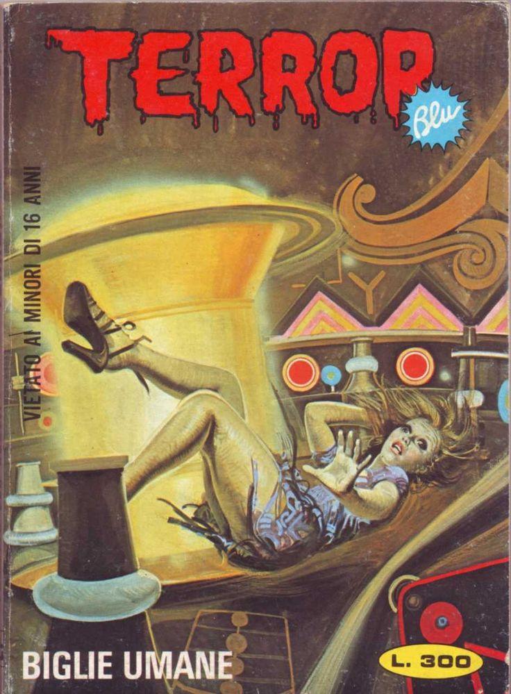 Terror Blu #35 - BIGLIE HUMANE