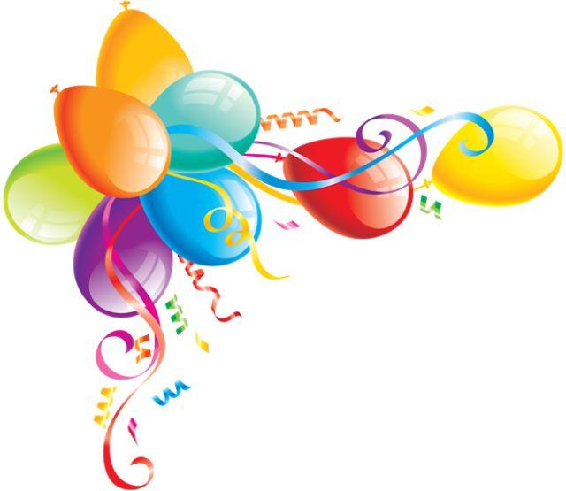 Gifs y fondos pazenlatormenta im genes de globos de - Happy birthday balloon images hd ...