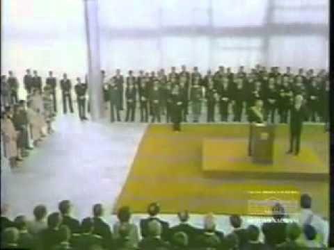 POSSE DO PRESIDENTE JOAO BATISTA FIGUEIREDO - 1979