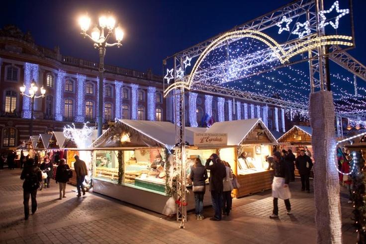 Toulouse - Christmas Market