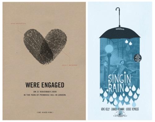 #print #design #graphic: Graphic Design, Inspiring Posters, Design Graphic, Wedding Ideas, Print Design, Engagement Posters
