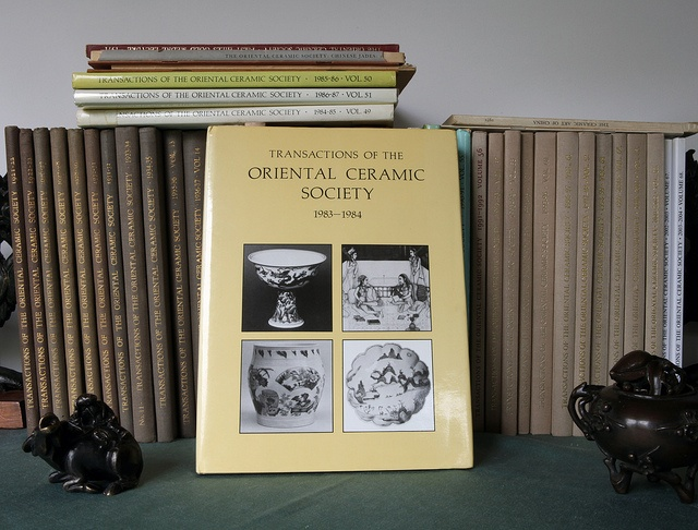 Transactions of the Oriental Ceramic Society 1983-1984, Vol.48_1 by MoonToad NL, via Flickr