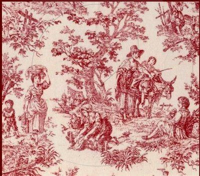 Top 25 ideas about toile de jouy on pinterest louis xvi - Papel pintado toile de jouy ...