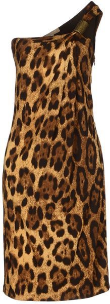 Michael Kors Brown Short Dress