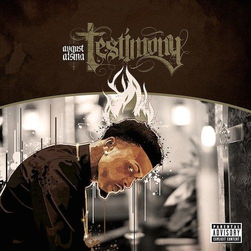 August Alsina -Testimony.                           Defiantly the R&B album of the year❤️❤️