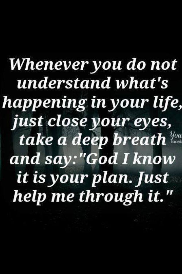 Wonderful Prayer - this helps me get through a lot of things