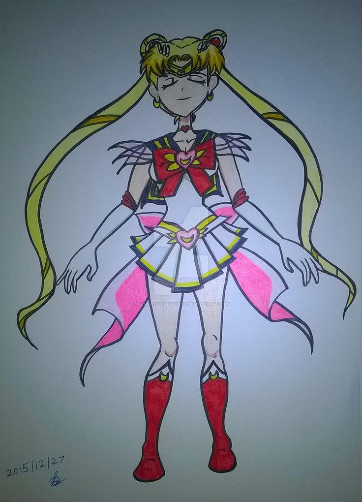 More Sailor Moon!! by GlindaIvyTheWitch.deviantart.com on @DeviantArt