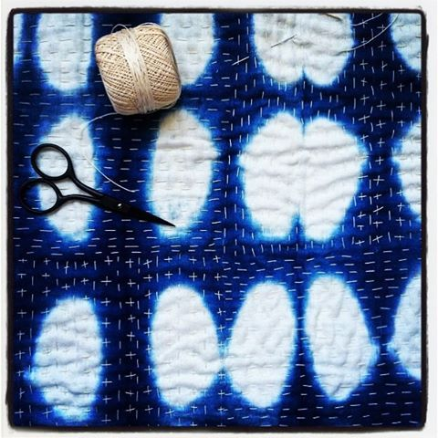 Join us for our last Indigo Workshop of the year! Saturday, November 21st from 11-4pm. We're adding in sashiko stitching as well! Sign ups at frenchgeneral.com