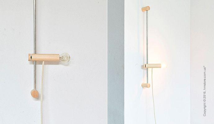🌄 «SET»: Регулируемая лампа от Reinier de Jong   Дизайнер Reinier de Jong, известный своими книжными шкафчиками и журнальными столиками, которые довольно разумно расширяются, продолжает увеличивать свою коллекцию, создав в своей роттердамской мастерской минималистский настенный светильник «SET» специально для «Stilst».   📖 Читать подробнее: http://hmstore.com.ua/blog/osveschenie-i-dekor/set-reguliruemaya-lampa-ot-reinier-de-jong  #освещение_и_декор #reinier_de_jong #лампа_set #stilst