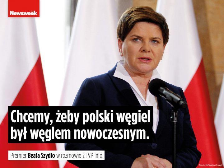 Beata Szydło polityka PiS polityka Prawo i Sprawiedliwość